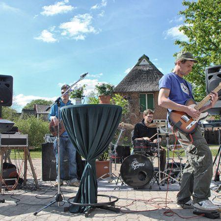 Reggae in Bissee.